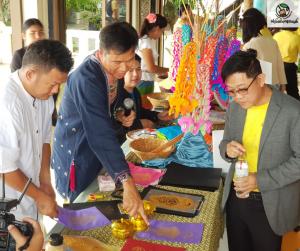 เสน่ห์วิถีเกษตรไทย กับนิทรรศการกลางแจ้ง หมู่เรือนไทย 4 ภาค