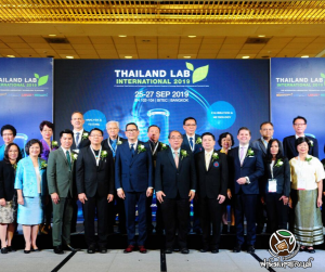 Thailand LAB INTERNATIONAL และ Bio Investment Asia 2019